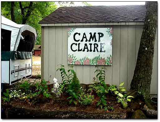 Child Summer Camp Claire