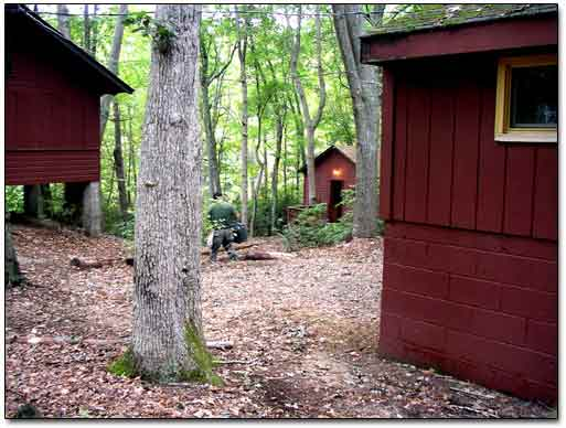Summer camp in new england Summer camp cabins