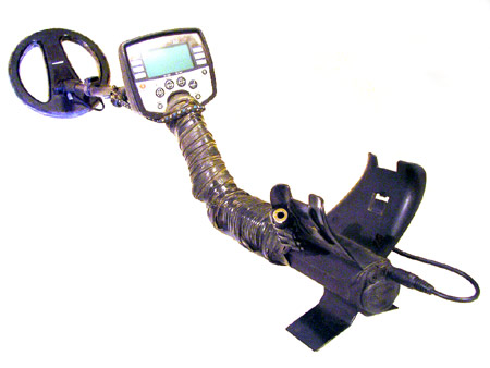 Minelab Explorer II Modified