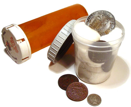 Coin Containers