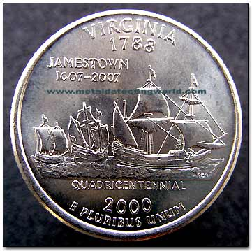 Us State Quarters 2000