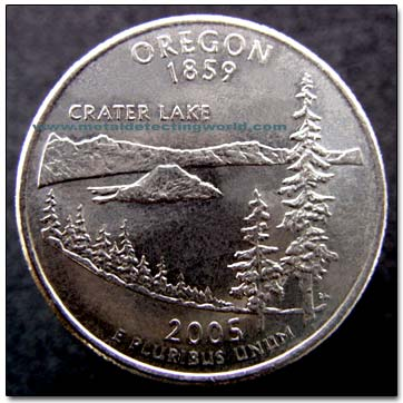 2005 Oregon Statehood Quarter