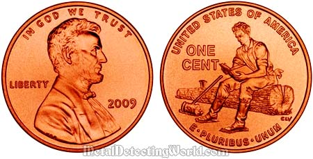 2009 Abraham Lincoln Bicentennial Small Cent (Penny) - Indiana