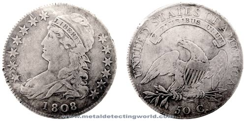 Half Dollar Capped Bust
