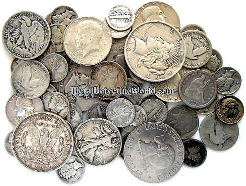 US Silver Coins
