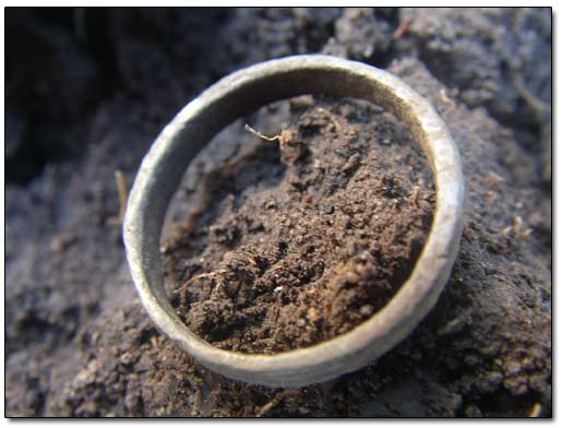 Medieval Bronze Ring 1