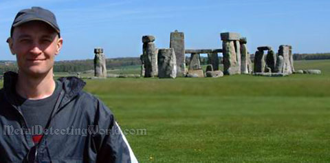 Hot Stonehenge Rocks