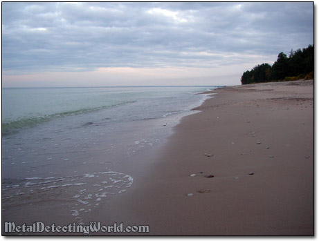 Calm Baltic Sea