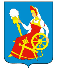 Coat of Arms of Ivanovo City