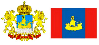 Coat of Arms and Flag Of Kostromskaya Oblast