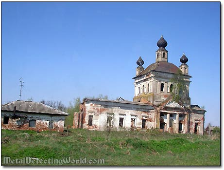 Monastery in Need of Restoration