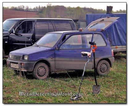 The Best Vehicle for Treasure Hunting and Metal Detecting Trips