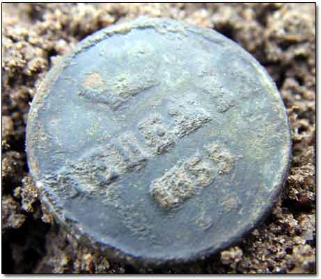 19th Century Russian Coin