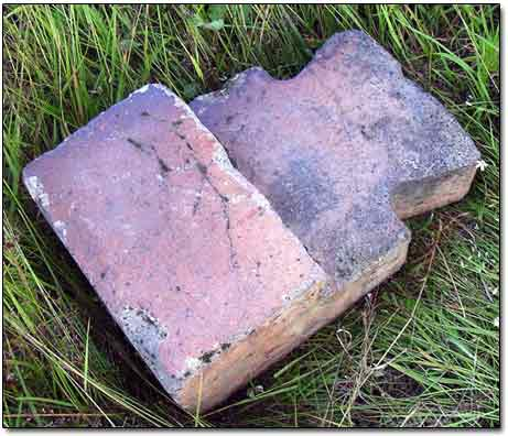 Unusual Type of Brick