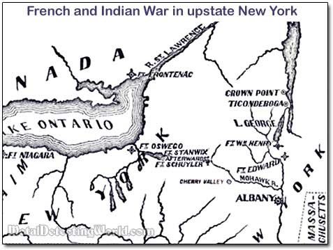 French and Indian War in New York State