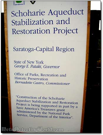 Schoharie Aqueduct Stabilization and Restoration Project