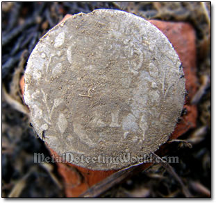 Another Swedish Silver Coin Found