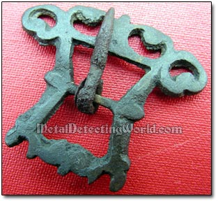 Medieval Belt Buckle is Discovered