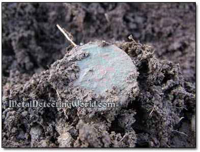 Another Copper Coin Was Unearthed