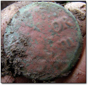Another 1/6 Ore Coin Was Unearthed