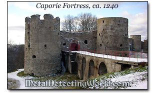 Fortress Caporie Koporye