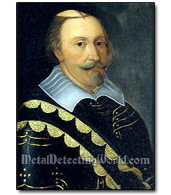 King Charles IX Karl IX of Sweden