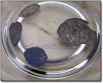 how to clean coins with lemon juice