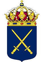 Swedish Army Coat of Arms
