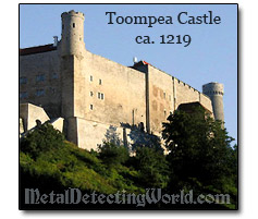 Toompea Castle in Tallinn