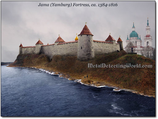 Yamburg Fortress