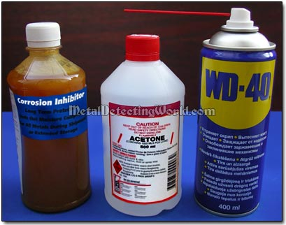 Iron Treating Products