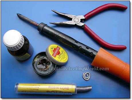 Tools for Soldering