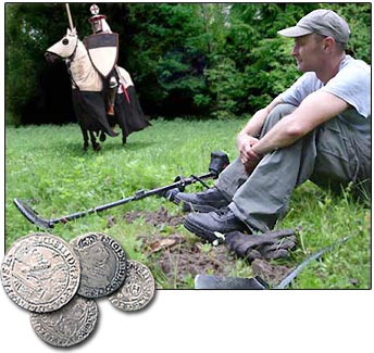 Metal Detecting & Treasure Hunting