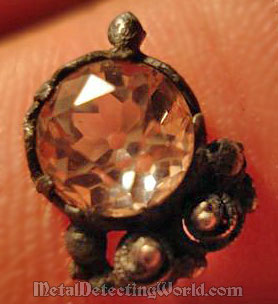 Edwardian Gentleman's Stick-Pin Jewel
