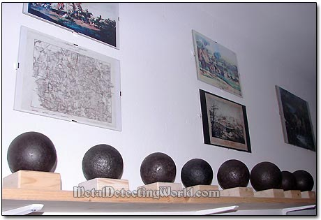 Cannon Balls Exhibition