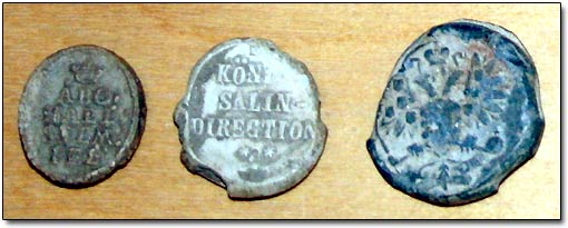 Merchant Lead Seals