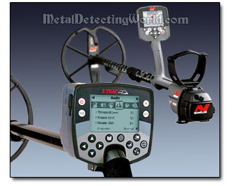 Minelab CTX-3030 & E-Trac Search Program for Detecting Coins