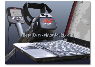 Minelab XChange 2 Tutorial - Editing User Mode on Your PC