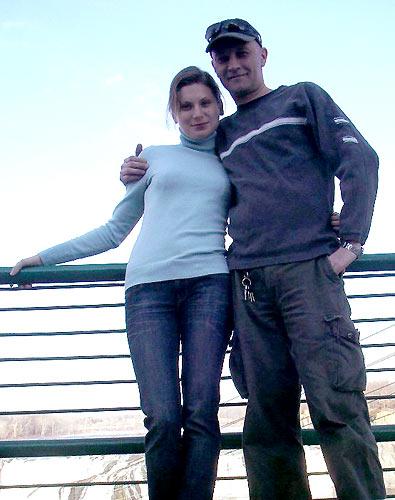 Tanya and sergei