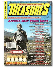 Western & Eastern Treasures Magazine Cover