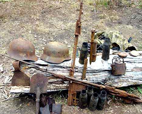 Images of Artifacts From Ww2 - #rock-cafe