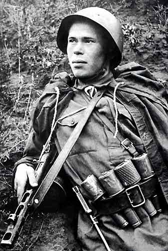 Image result for ww2 russian soldier