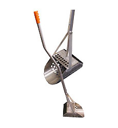 Beach Brute Pro 2-Part Long Handled Sand Scoop