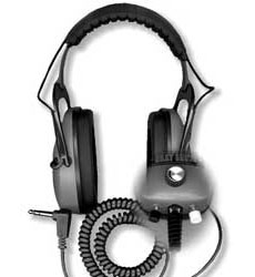 Ultimate Gray Ghost Headphones