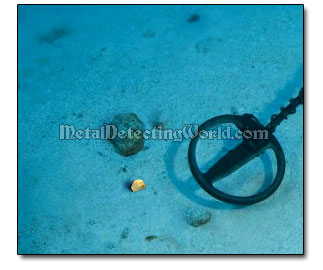 Underwater Metal Detecting Treasure Hunting