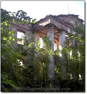 Ruins of a Manor