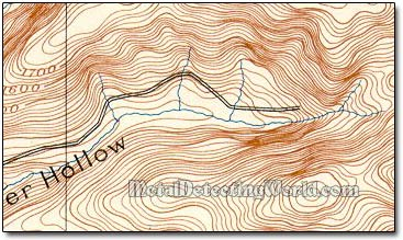 Us Topographic Map 15 Minute Series 1889
