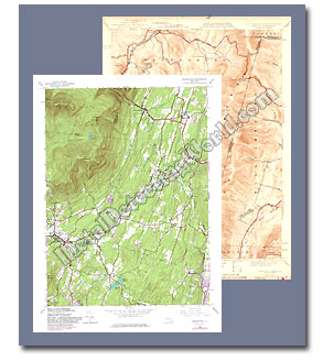 USGS Topographic 7.5-minute Maps