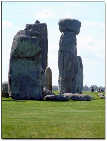Stonehenge Rock Structure
