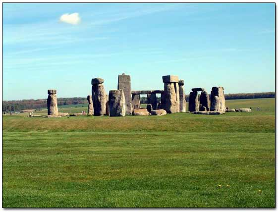 Stonehenge From The South